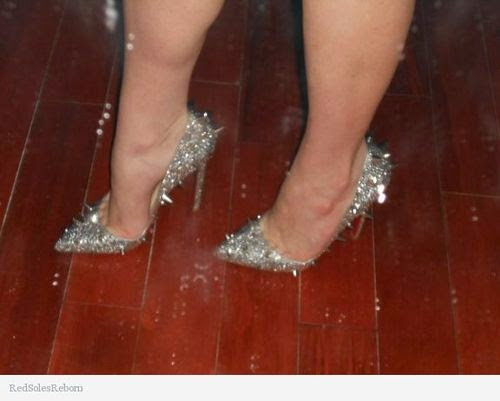 louboutin pigalle 120 spikes