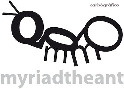 diseño  carbo gráfico con tipografías en sevilla,ilustracion y diseño en sevilla