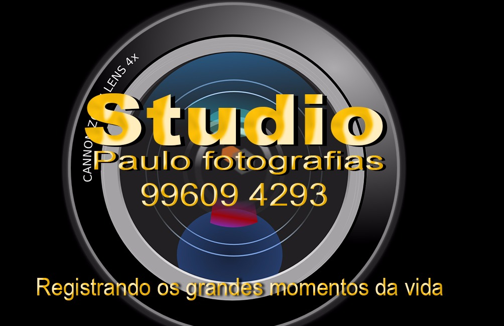 Studio Paulo Fotografias.
