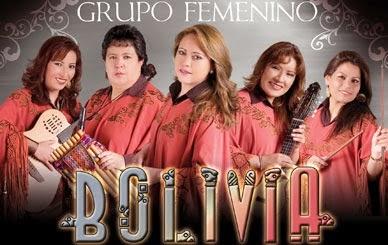 Grupo femenino Bolivia en Arequipa -  25 de julio