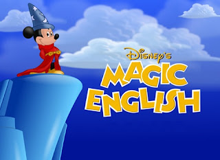 Magic English - Disneys
