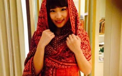 Haruka JKT 48 Memosting Foto Sahur Pertamnaya di Twitter