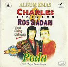 CD Musik Album Emas (Charles Simbolon dan Ros Siadari)