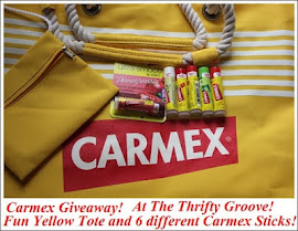 Carmex Gift Giveaway!
