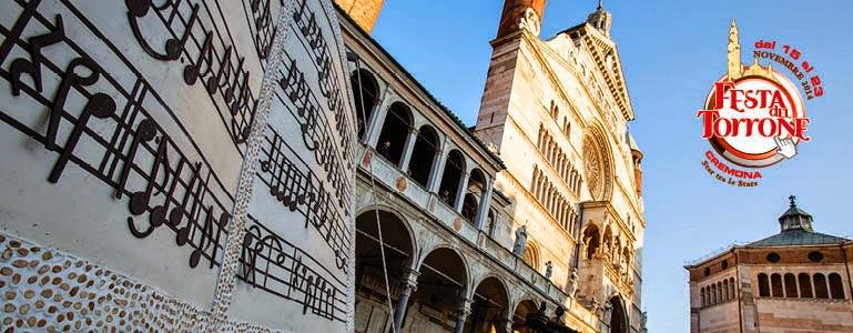 Da venerdì a domenica: Festa del Torrone a Cremona