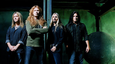 Current Lineup of Megadeth
