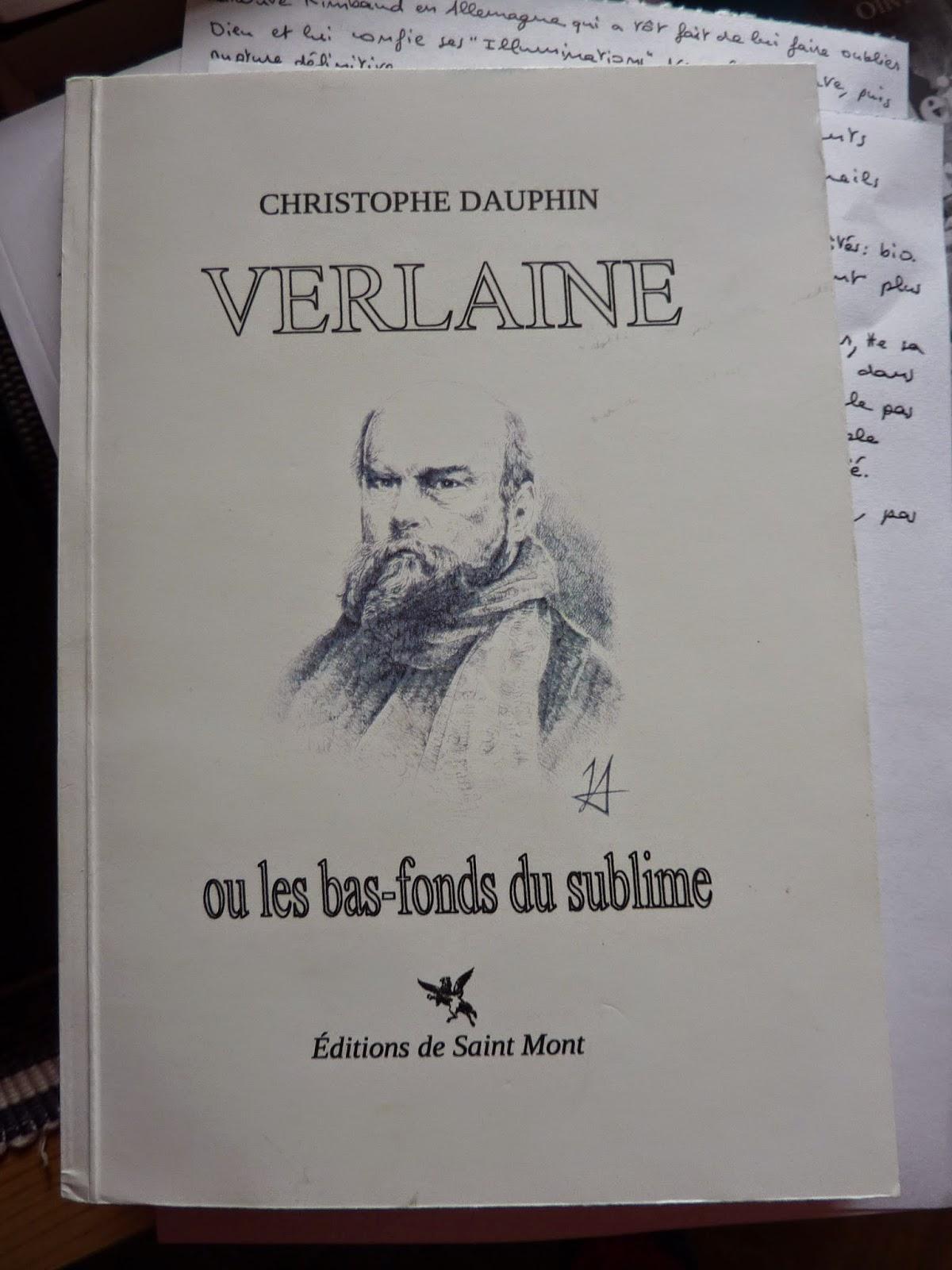 Verlaine - Christophe Dauphin