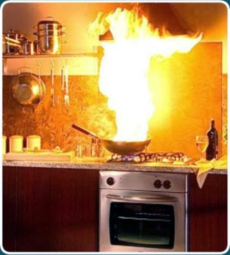 Wallowa lake rural fire protection district protecting for 6 kitchen safety basics