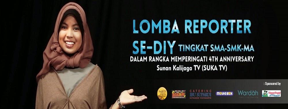 Audisi Presenter Suka TV Yogyakarta