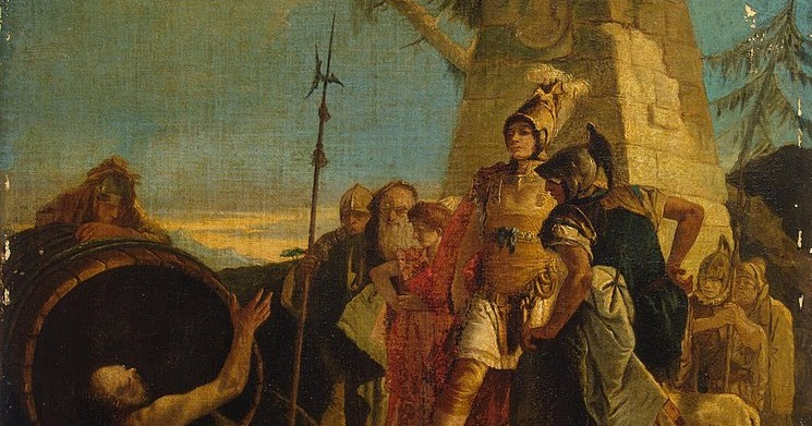 a history of alexander the greats leadership in the mediterranean Alexander's greatest challenge alexander the great: a case study in martial leadership ancient history encyclopedia.
