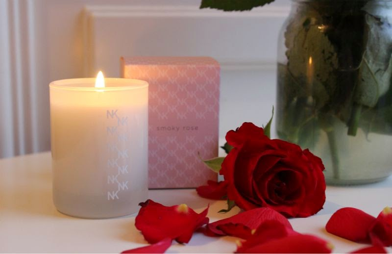 Space NK Smoky Rose Candle