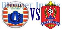 Prediksi skor Persija vs Persijap 5 Mei 2012