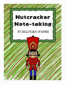 http://www.teacherspayteachers.com/Product/Nutcracker-Notetaking-1018736