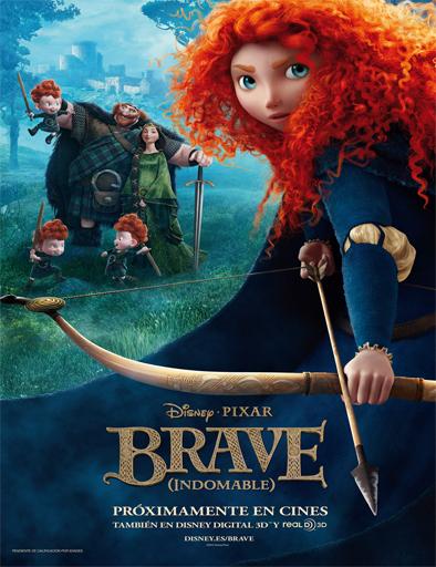 Ver Valiente (Brave) (2012) Online