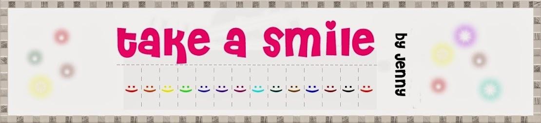 take a smile ❤