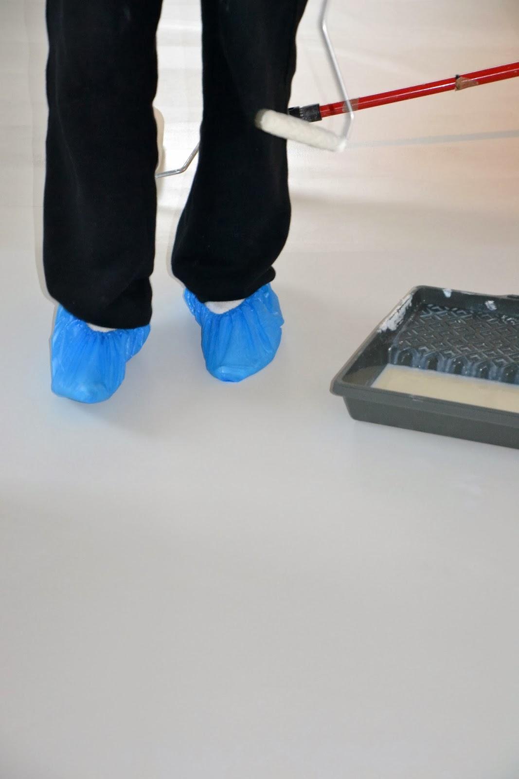 Somake Ihana uusi lattia Hyvästi betonipöly!