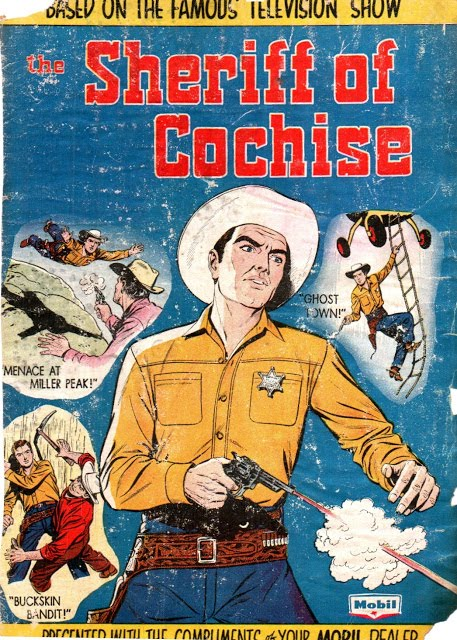 Sheriff of Cochise (One shot) Kurt Schaffenberger - American Comics Group / ACG