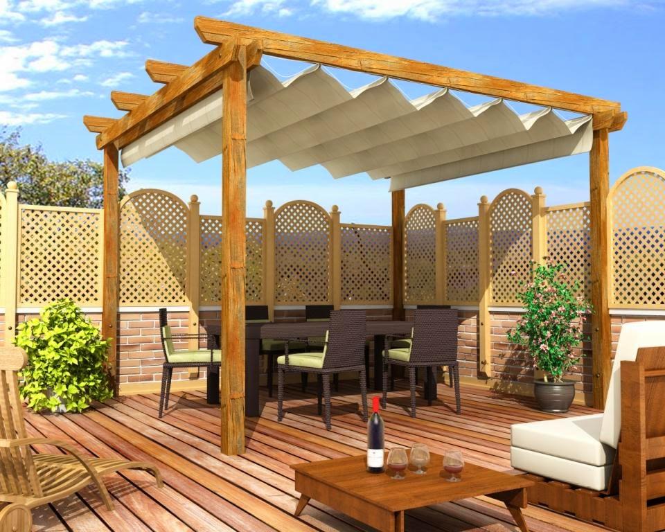 Gallart grupo el blog suelos y puertas de madera en for Tipos de toldos para patios