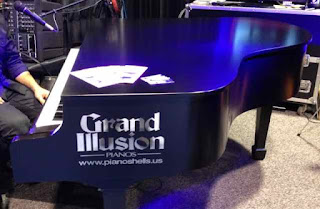 Grand Illusion Piano Shell image from Bobby Owsinski's Big Picture production blog