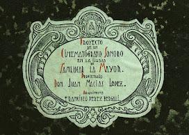 El Cine en Sanlúcar la Mayor