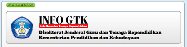 Cek info PTK - Cek Info GTK 2015 - Cek Info PTK Terbaru