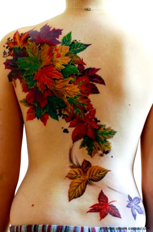 12 Gorgeous Tattoos for Autumn