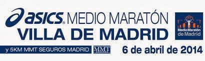 Media Maraton de Madrid 2014