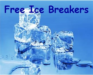 """purpose and ice breaker Lessons learned: ▫ define the meaning and purpose of """"ice-breaker,"""" and make  sure that such an activity is appropriate if your objective is to create an."""