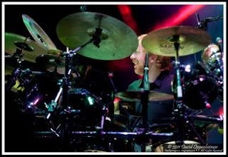 Trey Anastasio on Drums with Phish
