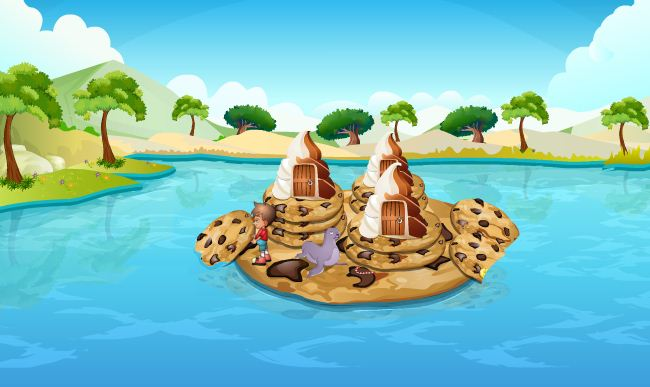 Play EnaGames Cookie Island Es…