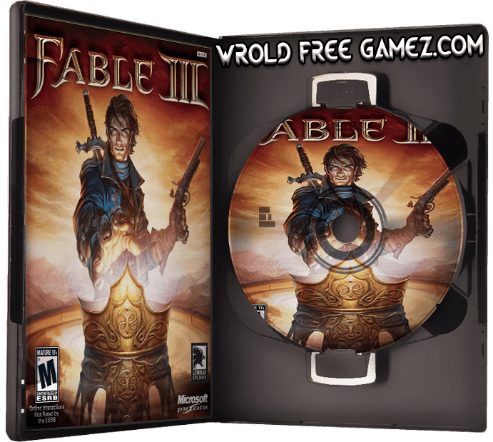 Fable 3 Free Download Full Version PC Game.