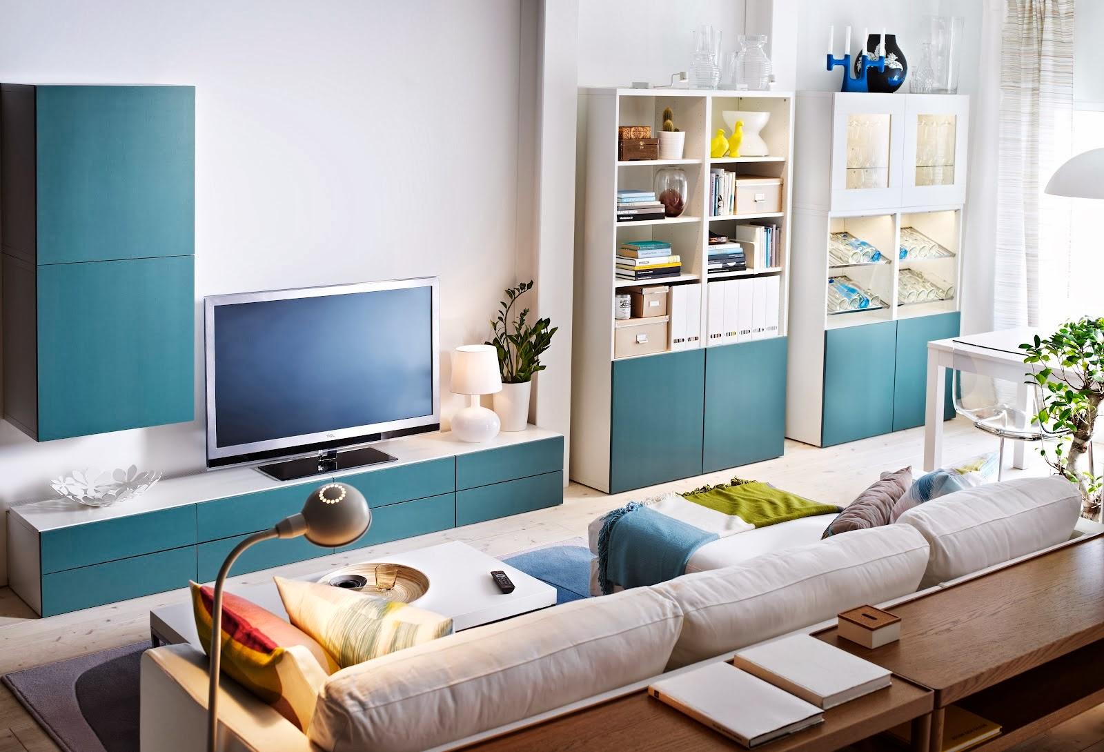 Hogar 10 decorar una casa con muebles de ikea - Casas decoradas con muebles de ikea ...