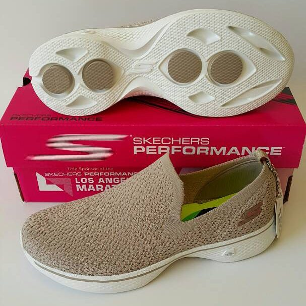 Skechers Woman GoWalk 4 import uk 36-39 Grade ori made in china (pola 48288ced48