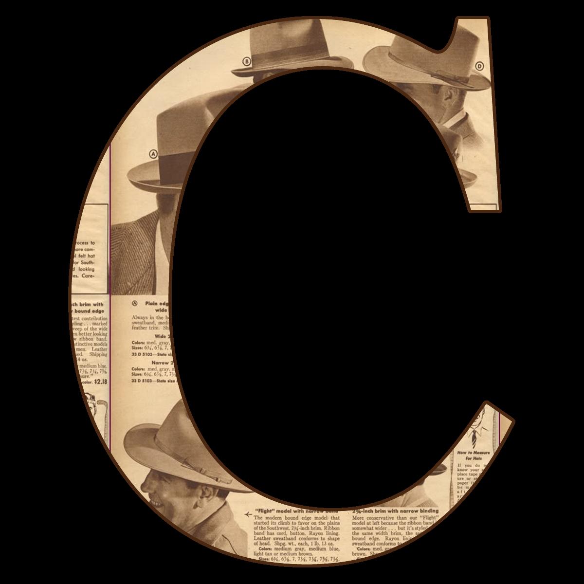 Granny Enchanted U0026 39 S Blog  Free Newsprint Digital Scrapbook Alphabet 01 Directory
