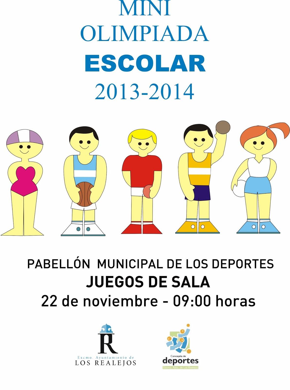calendario deportivo del curso en la piscina y el estadio municipales