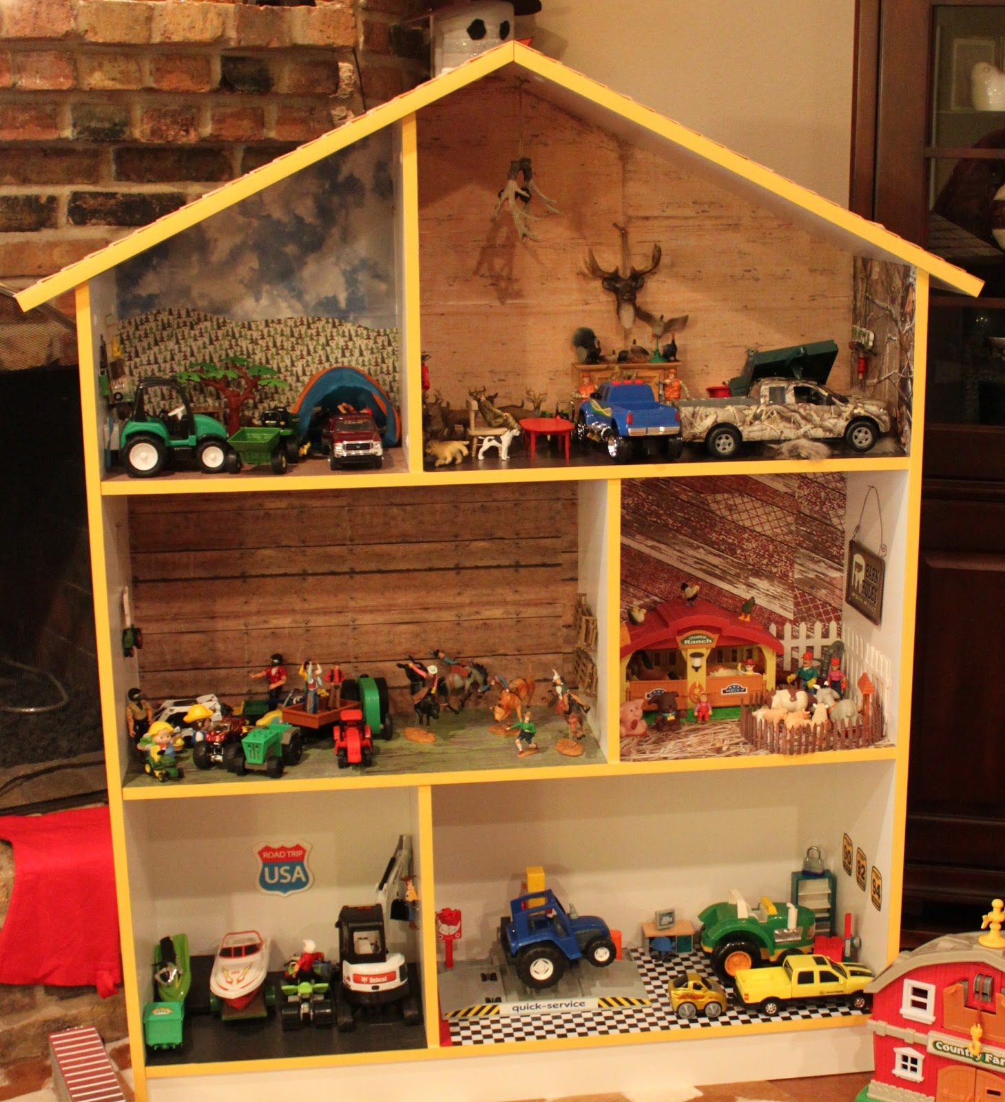 Corporate Crafters: Tyler's BoyHouse