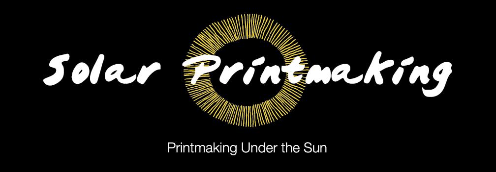 Solar  Printmaking