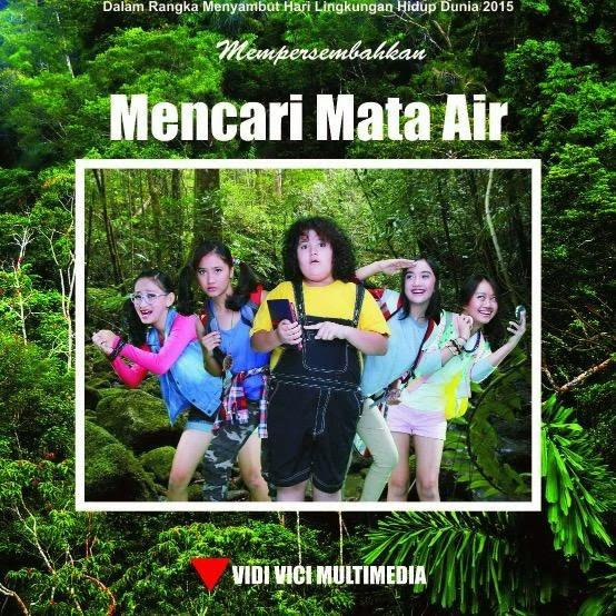 Casting Film Mencari Mata Air