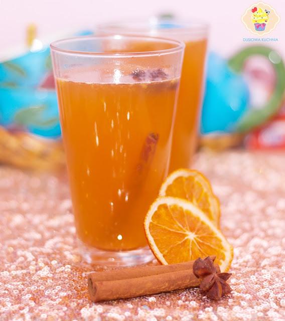 grzane piwo, przepis na grzane piwo, grzane piwo z pomarańczą, grzane piwo z cynamonem, proste grzane piwo