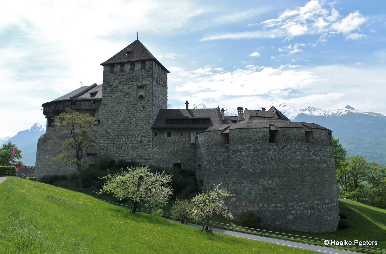 Schloss Vaduz (Le petit requin)