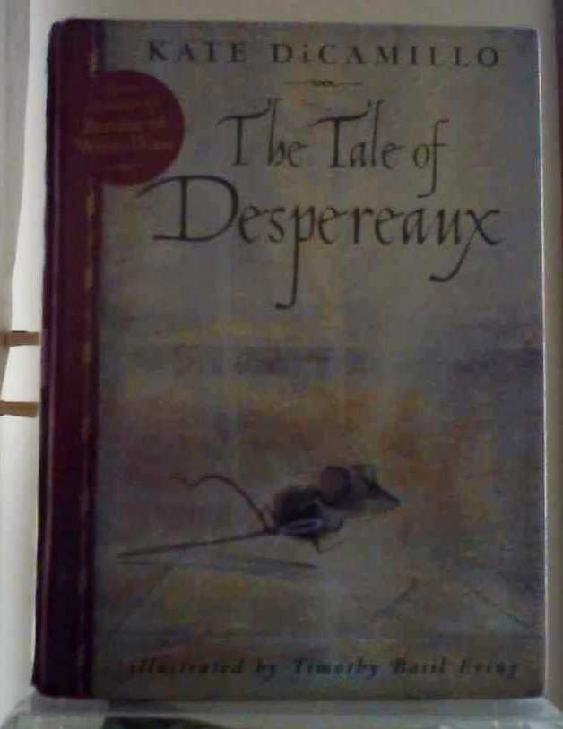 Kate Dicamillo The Tale Of Despereaux ChCse's blog: Book Rev...