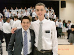 Me and Elder Nogueira