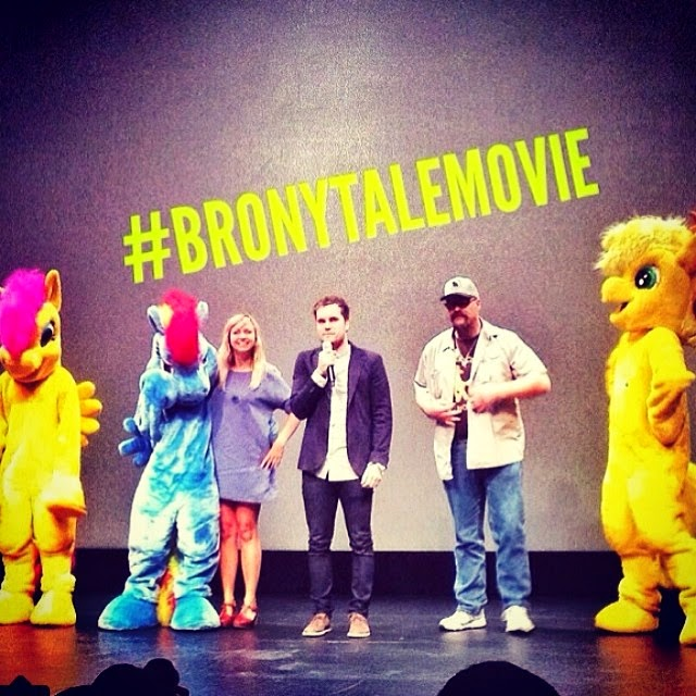 It Looks Like The Brony Tale Train Is Just Starting As A Documentary Pulls Off Successful Premiere In Vancouver With Packed Theater Film