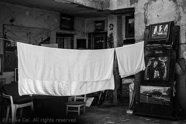 Belgrado casa di artista