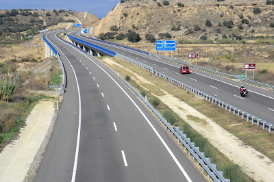 Autovía Lleida-Huesca