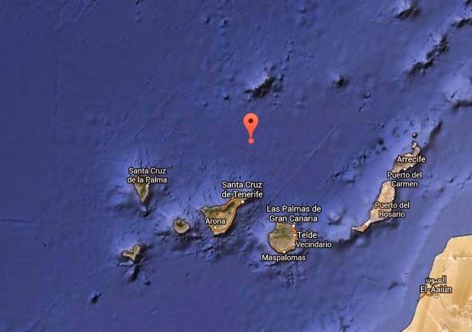 norte canarias terremoto 20 abril
