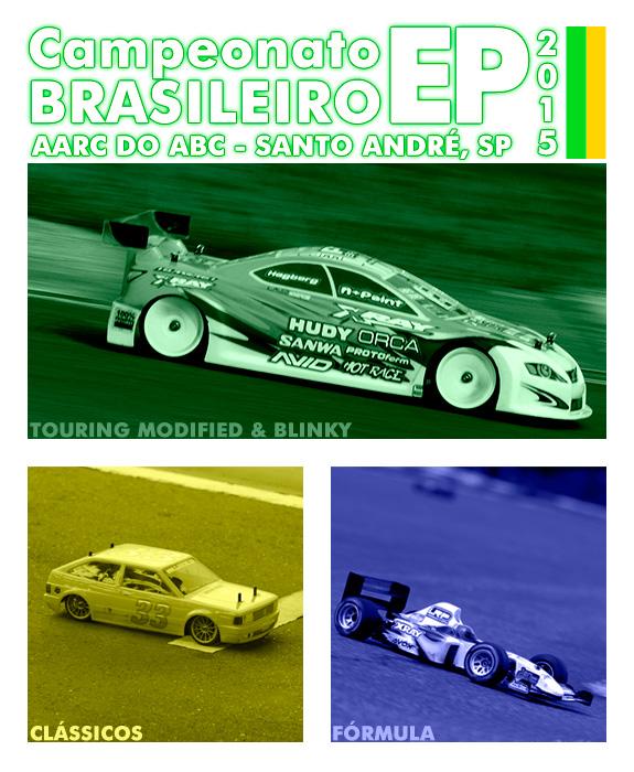 Campeonato Brasileiro de EP 2015