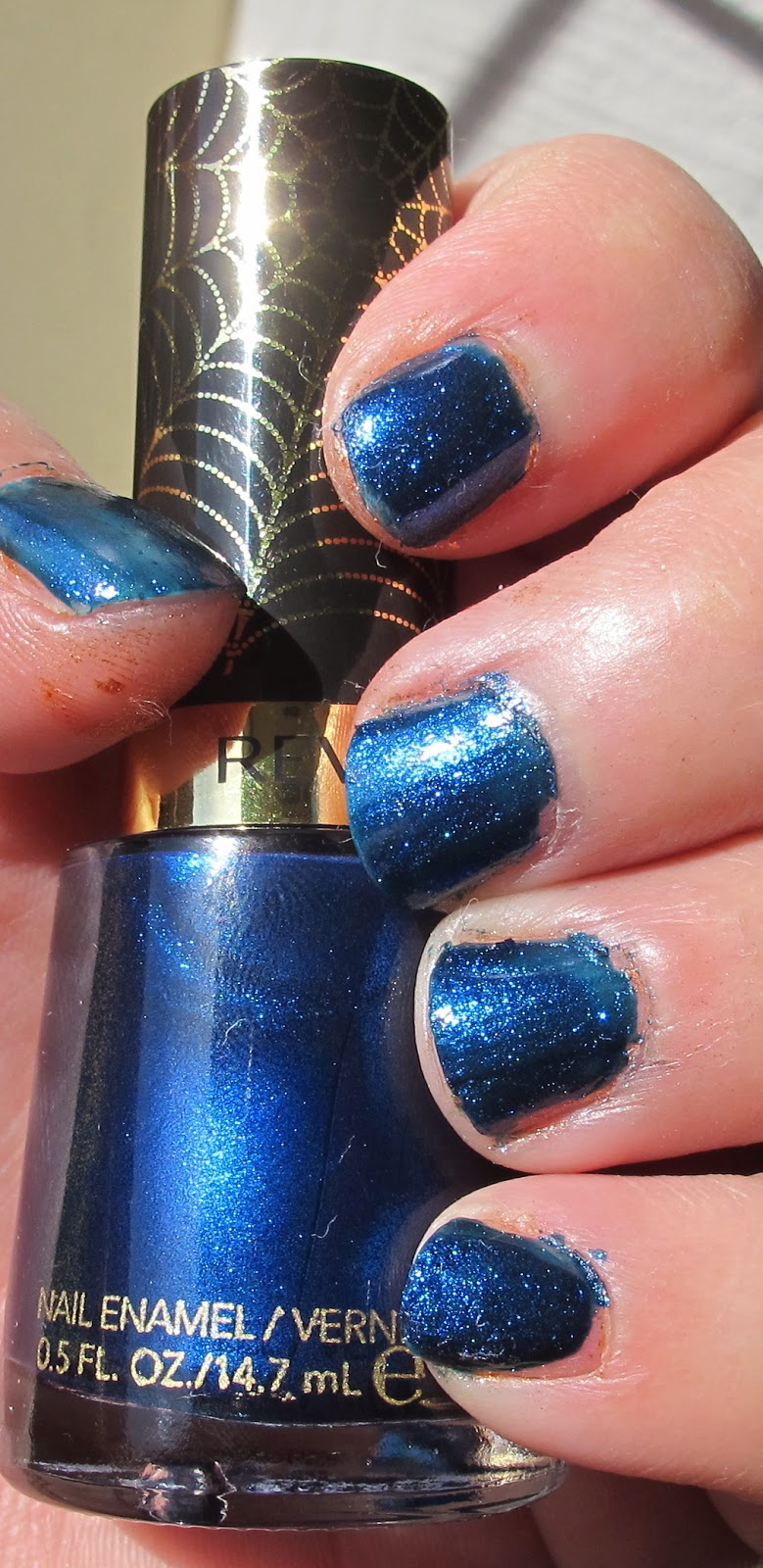 LVMAKEUP: Revlon Electric Chrome Collection / The Amazing ...