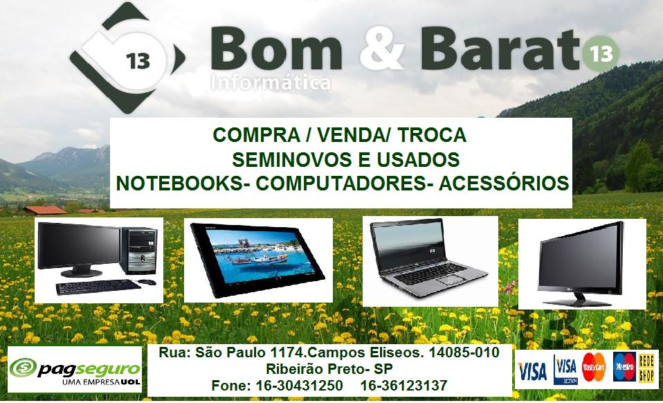 Bom&Barato Informática