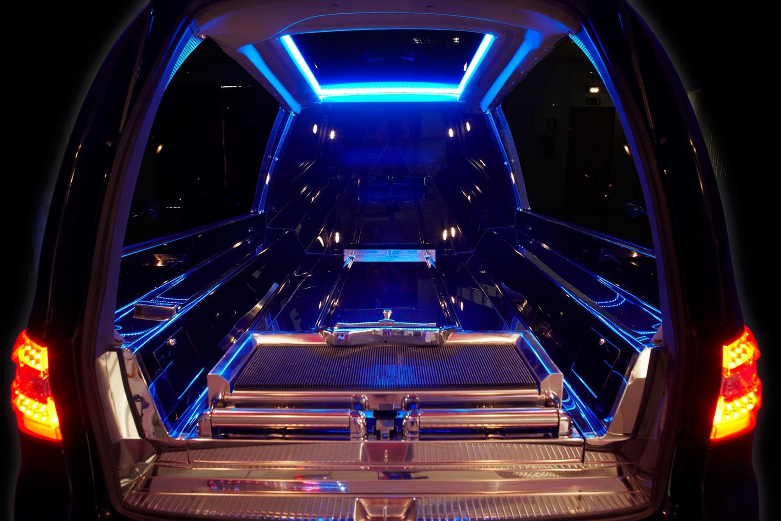 Lumières LED, intérieur